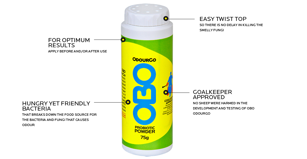 OBO - Good Shit That Really Works! - Ranges - Other - Obo Odourgo